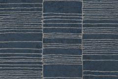 57404 cikkszámú tapéta.Absztrakt,különleges felületű,metál-fényes,ezüst,kék,súrolható,vlies tapéta