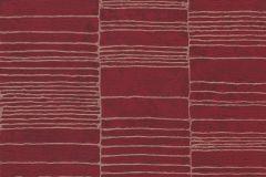 57405 cikkszámú tapéta.Absztrakt,különleges felületű,metál-fényes,barna,piros-bordó,súrolható,vlies tapéta