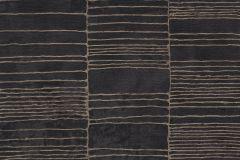 57408 cikkszámú tapéta.Absztrakt,különleges felületű,metál-fényes,bronz,fekete,súrolható,vlies tapéta