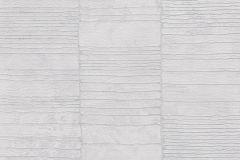 57411 cikkszámú tapéta.Absztrakt,különleges felületű,metál-fényes,ezüst,szürke,súrolható,vlies tapéta