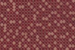 57505 cikkszámú tapéta.Absztrakt,geometriai mintás,különleges felületű,metál-fényes,barna,piros-bordó,súrolható,vlies tapéta
