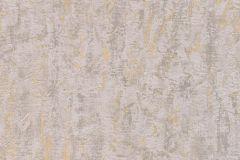 57602 cikkszámú tapéta.Absztrakt,különleges felületű,metál-fényes,arany,bézs-drapp,súrolható,vlies tapéta
