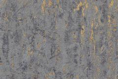 57607 cikkszámú tapéta.Absztrakt,különleges felületű,metál-fényes,arany,szürke,súrolható,vlies tapéta