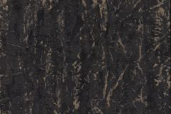 57608 cikkszámú tapéta.Absztrakt,különleges felületű,metál-fényes,bronz,fekete,súrolható,vlies tapéta