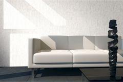 57611 cikkszámú tapéta.Absztrakt,különleges felületű,metál-fényes,ezüst,szürke,súrolható,vlies tapéta