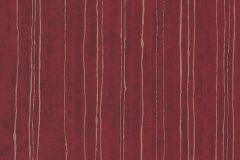57705 cikkszámú tapéta.Csíkos,dekor,különleges felületű,metál-fényes,barna,piros-bordó,súrolható,illesztés mentes,vlies tapéta