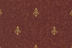 46605 cikkszámú tapéta.Barokk-klasszikus,különleges felületű,arany,piros-bordó,súrolható,vlies tapéta