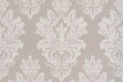 46906 cikkszámú tapéta.Barokk-klasszikus,különleges felületű,textil hatású,bézs-drapp,súrolható,vlies tapéta