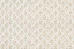 47001 cikkszámú tapéta.Barokk-klasszikus,különleges felületű,textil hatású,bézs-drapp,súrolható,vlies tapéta