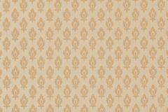 47002 cikkszámú tapéta.Barokk-klasszikus,különleges felületű,textil hatású,arany,bézs-drapp,súrolható,vlies tapéta