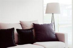 47231 cikkszámú tapéta.Egyszínű,különleges felületű,textil hatású,fehér,súrolható,illesztés mentes,vlies tapéta