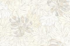 30431 cikkszámú tapéta.Absztrakt,különleges felületű,természeti mintás,barna,fehér,szürke,súrolható,vlies tapéta