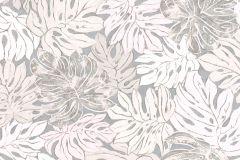 30433 cikkszámú tapéta.Absztrakt,különleges felületű,természeti mintás,bronz,fehér,pink-rózsaszín,szürke,súrolható,vlies tapéta