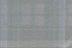 30438 cikkszámú tapéta.Absztrakt,geometriai mintás,különleges felületű,bronz,ezüst,szürke,súrolható,vlies tapéta