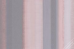 30444 cikkszámú tapéta.Absztrakt,csíkos,dekor,ezüst,lila,pink-rózsaszín,súrolható,illesztés mentes,vlies tapéta