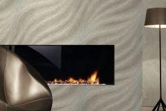 56307 cikkszámú tapéta.Különleges felületű,különleges motívumos,textil hatású,ezüst,szürke,lemosható,vlies tapéta
