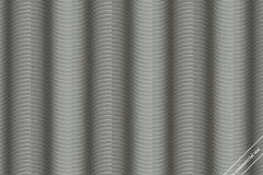 59815 cikkszámú tapéta.3d hatású,absztrakt,különleges felületű,különleges motívumos,metál-fényes,ezüst,szürke,lemosható,vlies tapéta