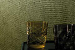 59844 cikkszámú tapéta.Egyszínű,különleges felületű,textil hatású,zöld,lemosható,illesztés mentes,vlies tapéta