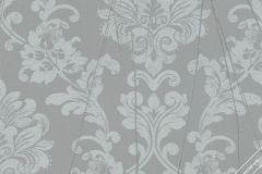 63334 cikkszámú tapéta.Barokk-klasszikus,különleges felületű,különleges motívumos,retro,kék,szürke,lemosható,illesztés mentes,vlies tapéta