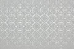55702 cikkszámú tapéta.Absztrakt,kockás,különleges motívumos,metál-fényes,retro,textil hatású,textilmintás,ezüst,szürke,lemosható,vlies tapéta