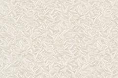52505 cikkszámú tapéta.Különleges felületű,különleges motívumos,metál-fényes,természeti mintás,fehér,vajszín,lemosható,vlies tapéta