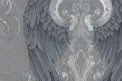 52579 cikkszámú tapéta.Fémhatású - indusztriális,különleges felületű,különleges motívumos,metál-fényes,ezüst,kék,szürke,lemosható,vlies tapéta