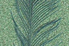 52724 cikkszámú tapéta.Dekor,különleges felületű,különleges motívumos,metál-fényes,természeti mintás,kék,zöld,lemosható,vlies panel, fotótapéta