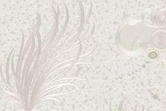54846 cikkszámú tapéta.Különleges felületű,különleges motívumos,metál-fényes,ezüst,fehér,vajszín,lemosható,vlies tapéta