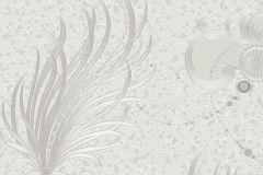 54847 cikkszámú tapéta.Különleges felületű,különleges motívumos,metál-fényes,ezüst,fehér,szürke,lemosható,vlies tapéta