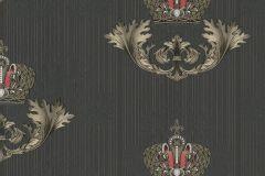54854 cikkszámú tapéta.Különleges felületű,különleges motívumos,metál-fényes,arany,bronz,fekete,lemosható,vlies tapéta