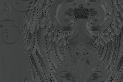 58551 cikkszámú tapéta.Különleges felületű,különleges motívumos,metál-fényes,fekete,lemosható,vlies panel, fotótapéta