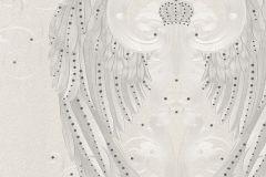 58552 cikkszámú tapéta.Különleges felületű,különleges motívumos,metál-fényes,ezüst,lemosható,vlies panel, fotótapéta