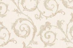 30607 cikkszámú tapéta.Barokk-klasszikus,különleges felületű,metál-fényes,bézs-drapp,súrolható,vlies tapéta