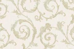 30608 cikkszámú tapéta.Barokk-klasszikus,különleges felületű,metál-fényes,arany,bézs-drapp,súrolható,vlies tapéta
