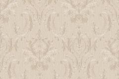 30625 cikkszámú tapéta.Barokk-klasszikus,különleges felületű,metál-fényes,bézs-drapp,súrolható,vlies tapéta