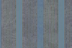 53101 cikkszámú tapéta.Csíkos,metál-fényes,bronz,kék,türkiz,lemosható,illesztés mentes,vlies tapéta