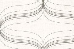 53150 cikkszámú tapéta.Geometriai mintás,metál-fényes,ezüst,szürke,lemosható,vlies tapéta