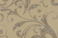 53158 cikkszámú tapéta.Metál-fényes,barokk-klasszikus,barna,bronz,lemosható,vlies tapéta