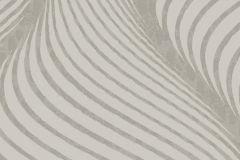 57904 cikkszámú tapéta.3d hatású,absztrakt,geometriai mintás,ezüst,gyöngyház,szürke,lemosható,vlies tapéta