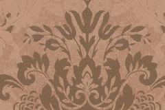 57922 cikkszámú tapéta.Barokk-klasszikus,barna,bronz,lemosható,vlies tapéta
