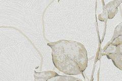 57943 cikkszámú tapéta.Természeti mintás,virágmintás,arany,barna,bézs-drapp,ezüst,szürke,lemosható,illesztés mentes,vlies tapéta