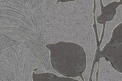 57944 cikkszámú tapéta.Természeti mintás,virágmintás,ezüst,szürke,lemosható,illesztés mentes,vlies tapéta
