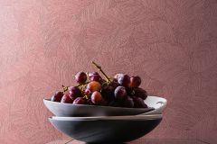 57950 cikkszámú tapéta.Egyszínű,természeti mintás,pink-rózsaszín,piros-bordó,lemosható,vlies tapéta