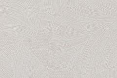 57951 cikkszámú tapéta.Egyszínű,természeti mintás,szürke,lemosható,vlies tapéta