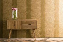 58115 cikkszámú tapéta.Absztrakt,dekor,különleges felületű,arany,barna,lemosható,illesztés mentes,vlies tapéta