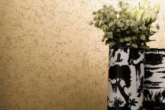 58134 cikkszámú tapéta.Dekor,egyszínű,különleges felületű,arany,lemosható,illesztés mentes,vlies tapéta