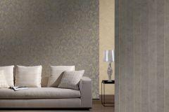 56801 cikkszámú tapéta.Barokk-klasszikus,arany,barna,lemosható,vlies tapéta