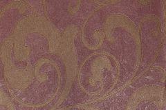 56810 cikkszámú tapéta.Barokk-klasszikus,arany,barna,piros-bordó,lemosható,vlies tapéta