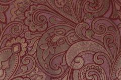 56826 cikkszámú tapéta.Barokk-klasszikus,arany,barna,piros-bordó,lemosható,vlies tapéta