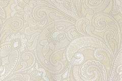 56827 cikkszámú tapéta.Barokk-klasszikus,ezüst,fehér,szürke,lemosható,vlies tapéta